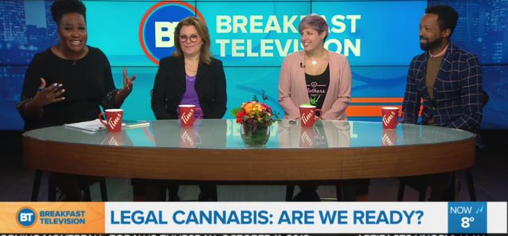 M'occuper de mes enfants après avoir utilisé du cannabis