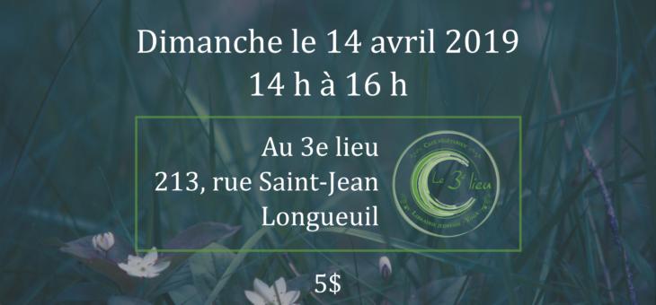 Discussion sur la cannabis pour la santé et le bien-être des femmes à Longueuil